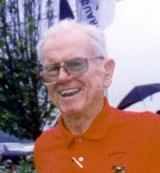 """Cyrus Robert """"Buck"""" Moss"""