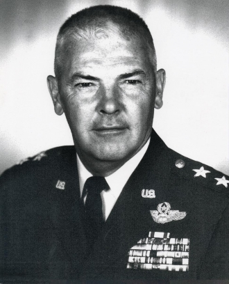 Major General Jones E. Bolt